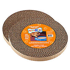 "Toys""R""Us® Turbo Scratcher Refill Pads Cat Toy"