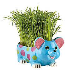 "Toys""R""Us® Pets Grow Your Own Cat Grass Pet Mouse"