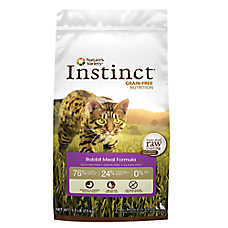 Nature's Variety® Instinct® Cat Food - Grain Free, Rabbit
