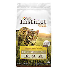 Nature's Variety® Instinct® Cat Food - Grain Free, Chicken