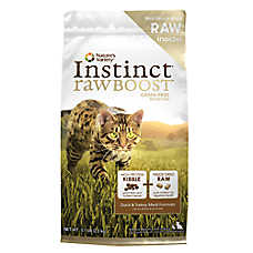 Nature's Variety® Instinct® Raw Boost Cat Food - Grain Free, Duck & Turkey