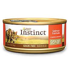 Nature's Variety® Instinct® Cat Food - Grain Free