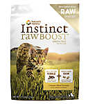 Nature's Variety® Instinct® Raw Boost Cat Food - Grain Free, High Protein, Chicken Meal