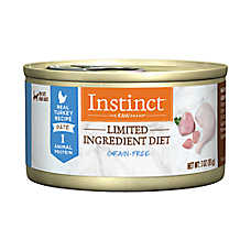 Nature's Variety® Instinct® Limited Ingredient Diet Cat Food - Grain Free, Turkey