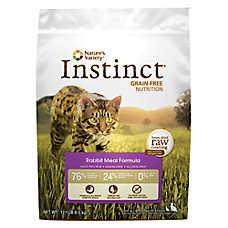 Nature's Variety® Instinct® Cat Food - Grain Free, Rabbit