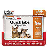 Dog & Cat MD™ Maximum Defense QuickTabs Nitenpyram 2-25lb Flea Treatment