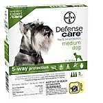 Bayer Defense Care 11-20 Lb Dog Flea & Tick Protection