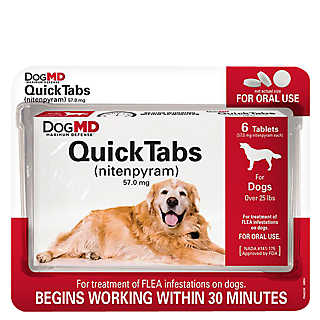 DogMD QuickTabs