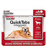 Dog MD™ Maximum Defense QuickTabs Over 25 Lb Flea Treatment