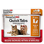 Dog & Cat MD™ Maximum Defense QuickTabs 2-25 Lb Flea Treatment