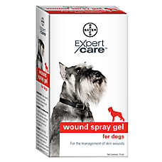Bayer Expert Care Dog Wound Spray Gel