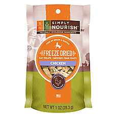 Simply Nourish™ Freeze-Dried Cat Treat