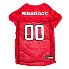 University of Georgia NCAA Bulldog Jersey