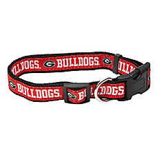 University of Georgia NCAA Bulldog Collar