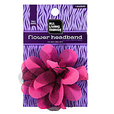 All Living Things® Small Pet Flower Headband