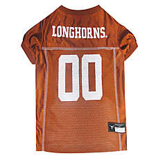 University of Texas Longhorns NCAA Jersey