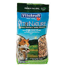 Vitakraft® VitaNature Hamster & Gerbil Food
