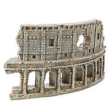 National Geographic™ Roman Colliseum Aquarium Ornament