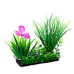 National Geographic™ Landscape Floral Grass Aquarium Plant