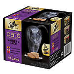 Sheba® Variety Pack Pate Cat Food