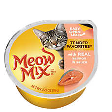Meow Mix® Tender Favorites Cat Food