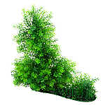 National Geographic™ Landscape Bush Aquarium Plant