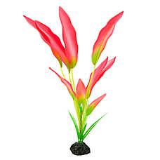 National Geographic™ Contrast Leaf Aquarium Plant