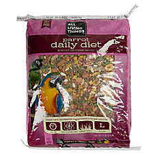 All Living Things® Parrot Daily Diet