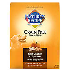 Nature's Recipe® Grain Free Dog Food