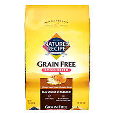 Nature's Recipe® Small Breed Grain Free Adult Dog Food