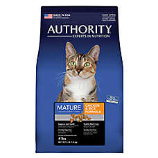 Authority® Mature Adult Cat Food