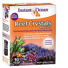 Instant Ocean Reef Crystals Reef Aquarium Salt