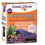 Instant Ocean Reef Crystals Reef Aquarium Salt