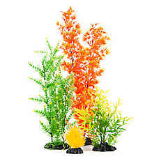 Top Fin® Artificial Aquarium Plant Variety Pack