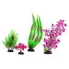 Top Fin® Artificial Aquarium Plant Variety Pack