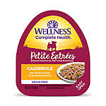 Wellness® Petite Entrees Small Breed Adult Dog Food - Natural, Grain Free, Casserole
