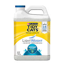 Purina® TIDY CATS® LightWeight Instant Action Cat Litter - Clumping, Multi Cat