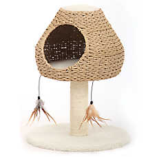 PetPals Cave Cat Tree