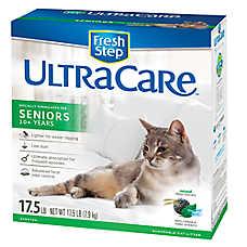 Fresh Step® Ultra Care Senior Cat Litter