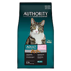 Authority® Adult Cat Food - Salmon & Rice