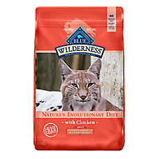 BLUE Wilderness® Grain Free Chicken Indoor Hairball & Weight Control Cat Food