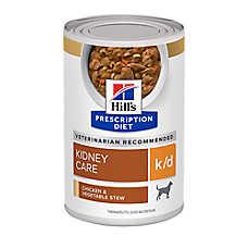 Hill's® Prescription Diet™ k/d Renal Health Dog Food