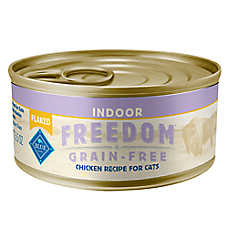 BLUE Freedom ™ Flaked Indoor Cat Food