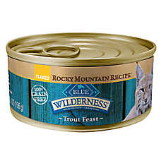 BLUE Wilderness ™ Rocky Mountain Recipe™ Flaked Cat Food
