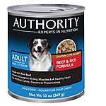 Authority® Savory Cuts Adult Dog Food