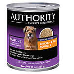 Authority® Senior Dog Food