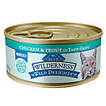 BLUE Wilderness ™ Wild Delights Minced Cat Food