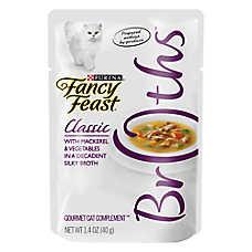 Fancy Feast® Classic Broths Cat Food