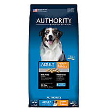 Authority® Adult Dog Food - Chicken & Rice