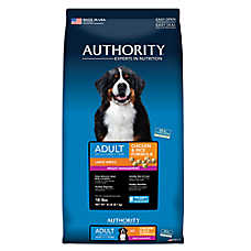 Authority® Large Breed Weight Management Adult Dog Food